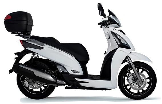 Honda Hh 300 Suzuki Kimco People 300i Abs