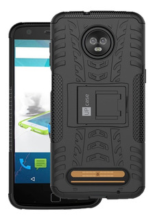Capa Capinha Motorola Moto Z3 Play Grip Original Up Case