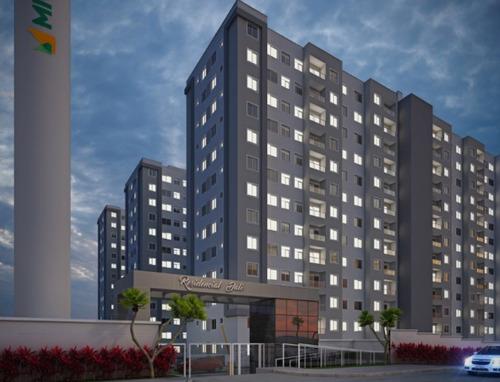 Imagem 1 de 19 de Apartamento Residencial Para Venda, Parque Duque, Duque De Caxias - Ap9573. - Ap9573-inc