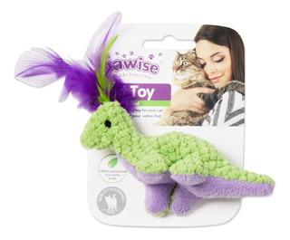Peluche Pawise Cat Toy Dinosaurio Peluche Cat Toy Dinosaurio