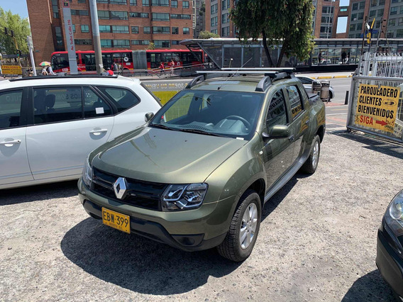Renault Duster Oroch Mt 2000cc