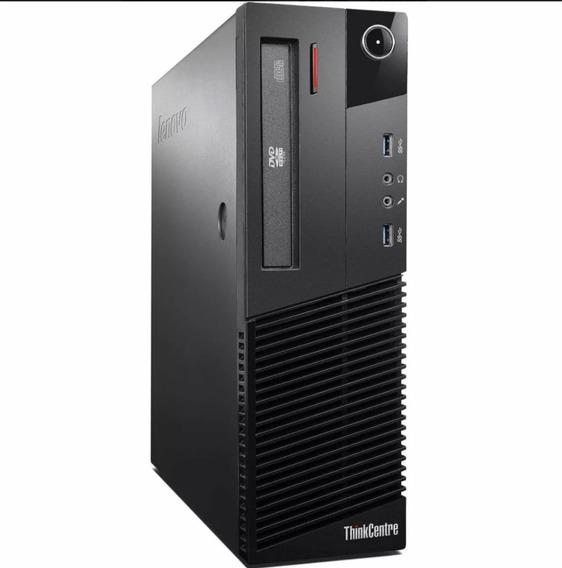 Cpu Lenovo Thinkcentre M83 Pentium Dual Core 2gb 250hd