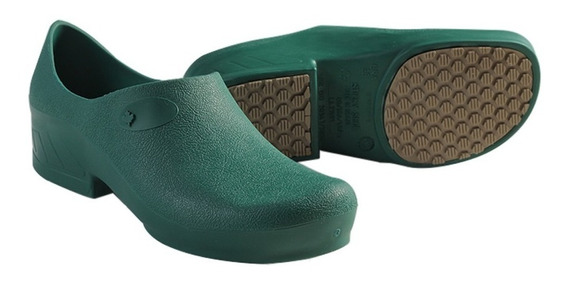 Sapato Sticky Shoe C.a 27891 - Verde Amazonas - Tam 34