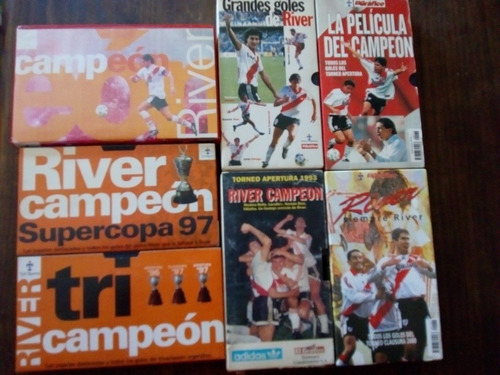 Vhs River Plate