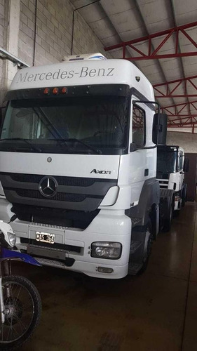 Mercedes Benz 2040 Axor  4x2 2008 Caja Manual