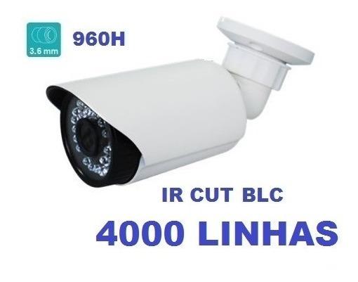 Camera Segurança Infra Vermelho Ccd 36 Leds 4000 Linhas