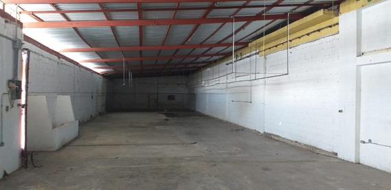 Alquiler Nave Zona Industrial De Herrera