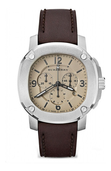 Relógio Burberry The Britain Chronograph Bby1101
