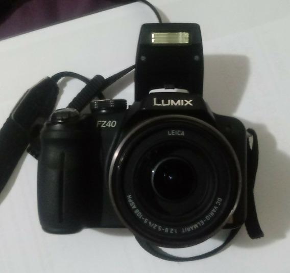 Câmera Semi-pro Panasonic Fz40