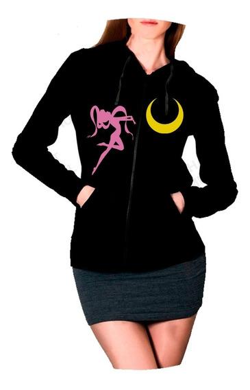 Sudadera Con Cierre Sailor Moon Adulto Unisex