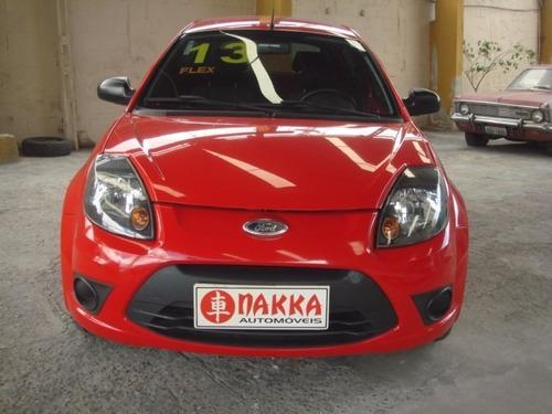 Ford Ka 1.0 Flex 2013 Em Ótimo Estado !! Venham Conferir !!!