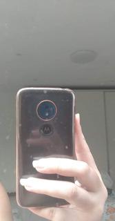 Motorola G7 Play,(tela Rachada Porém Funciona Normalmente)