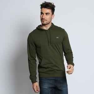 Camiseta Com Capuz - Lacoste