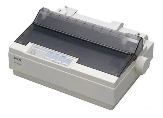 Impressora Epson Lx-300+ii - Sem Detalhes | Recondicionado