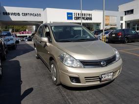 Nissan Tiida 2010 4p Sedan Comfort 6vel A/a