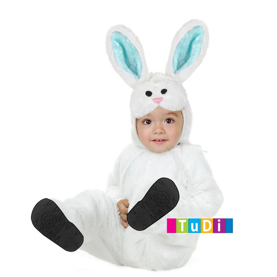 Disfraz Conejo Niño Bebé Niña Halloween Envío Gratis Toytudi