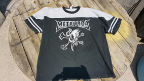Playera Metallica Original De Concierto 2003 San Francisco