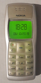 Nokia 1100 Celular Para Claro Con Cargador - Anda Perfecto