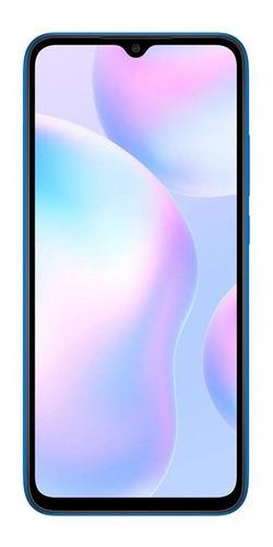 Imagen 1 de 8 de Xiaomi Redmi 9A Dual SIM 32 GB azul celeste 2 GB RAM