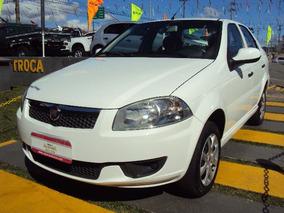 Fiat Siena El 1.0 2015 Branco Flex