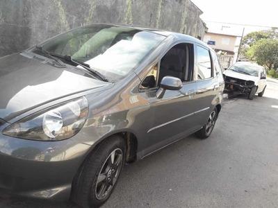 Honda Fit 2008 1.4 Lxl Aut. 5p