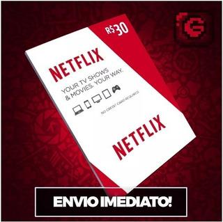 Promoção Relâmpago!!! 1 Ano De N£tflix Premium