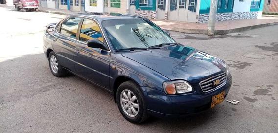 Chevrolet Esteem 1300 C.c. 2003 Azul 4 Puertas