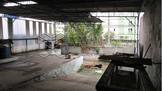 Galpao - Vila Lutecia - Ref: 571 - V-571