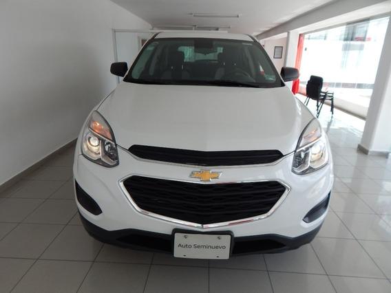 Chevrolet Equinox 4p Ls L4/2.4 Aut