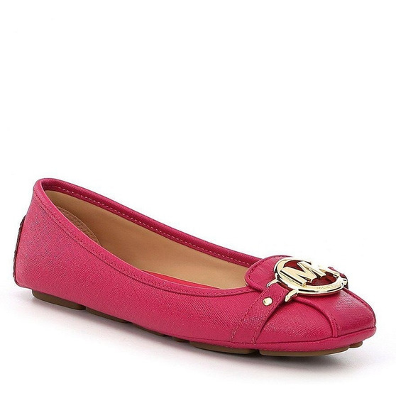 Zapatos Michael Kors Lillie Fiucsia 25, 25.5, 26.5 Y 27 Cm