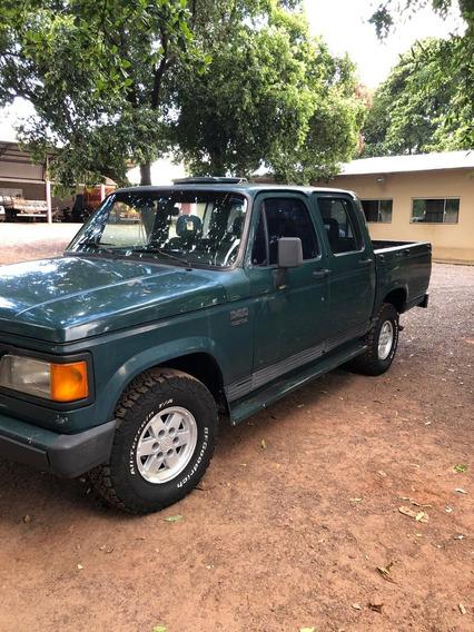 Chevrolet D-20 4p
