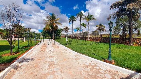 Park Way - Lote Com Exclusividade, Frente A Epia, Com 2500m² - Villa123434