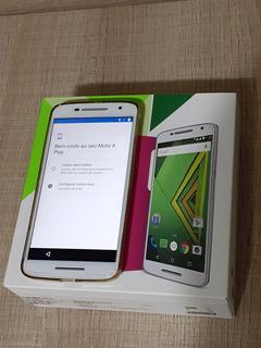 Motorola X Play 32gb Branco - Seminovo