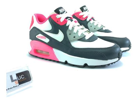 Tênis Nike Air Max 90 - Tam. 34 - 100% Original