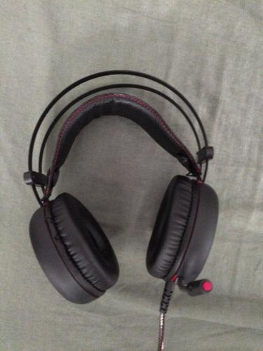Headset Gamer Knup 5 Kill Rgb