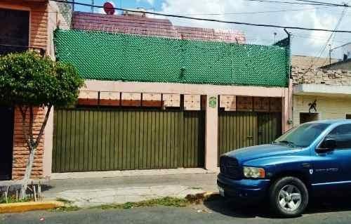 Casa En Venta En La Colonia Adolfo López Mateos, Venustiano Carranza