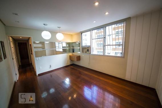 Apartamento No 6º Andar Com 2 Dormitórios E 1 Garagem - Id: 892944820 - 244820