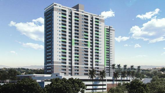 Apartamento Em Cascatinha, Juiz De Fora/mg De 66m² 3 Quartos À Venda Por R$ 325.000,00 - Ap537623