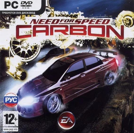 Need For Speed Carbon V 1.4 - Pc Mídia Digital