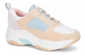 Sneakers Andrea Retro Must Gym Tenis Chunky 2627960 Mod 9123