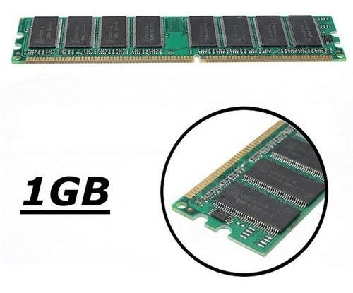 Memoria 2gb Ddr1 (2x 1gb) P/desktop Micro-pc. Envio T.brasil