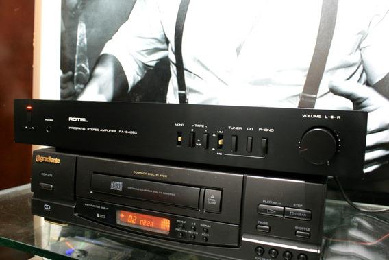 Amplificador Integrado Rotel Ra-840bx