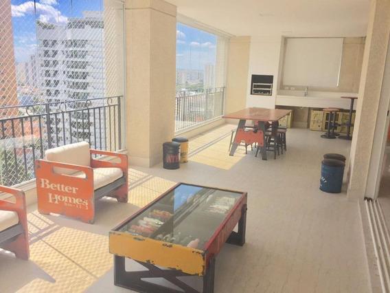 Apartamento Com 3 Dormitórios À Venda, 250 M² Por R$ 4.000.000,00 - Parque Da Mooca - São Paulo/sp - Ap3088