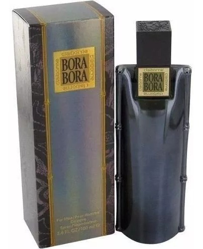 Perfume Bora Bora For Men Liz Claiborne Cologne Spray 100ml