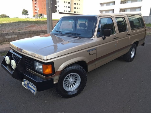 Brasinca Mangalarga Diesel 1987 Raridade