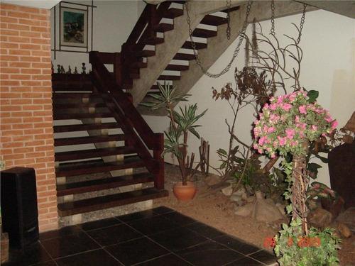 Casa Residencial Para Venda E Locação, Jardim Dos Estados, São Paulo. - Ca0049 - 34336140