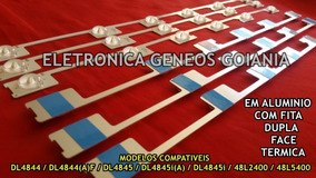 Kit Completo Tv Semp 48l2400