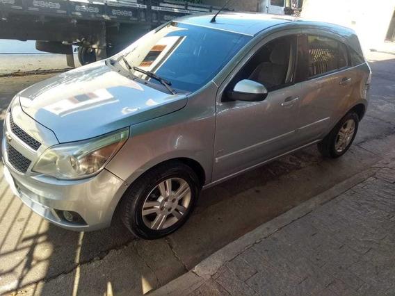 Agile Chevrolet Ltz 1.4 Flex 2010