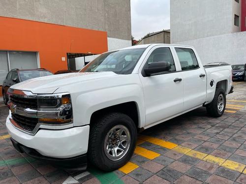 Imagen 1 de 13 de Chevrolet Silverado 2017 Aut A Credito O Contado