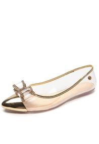 7a8e239ca Sapatilha Colcci Dourada - Sapatos no Mercado Livre Brasil